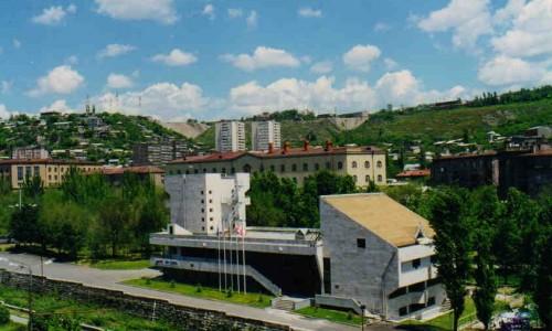 Tekeyan Centre, Yerevan
